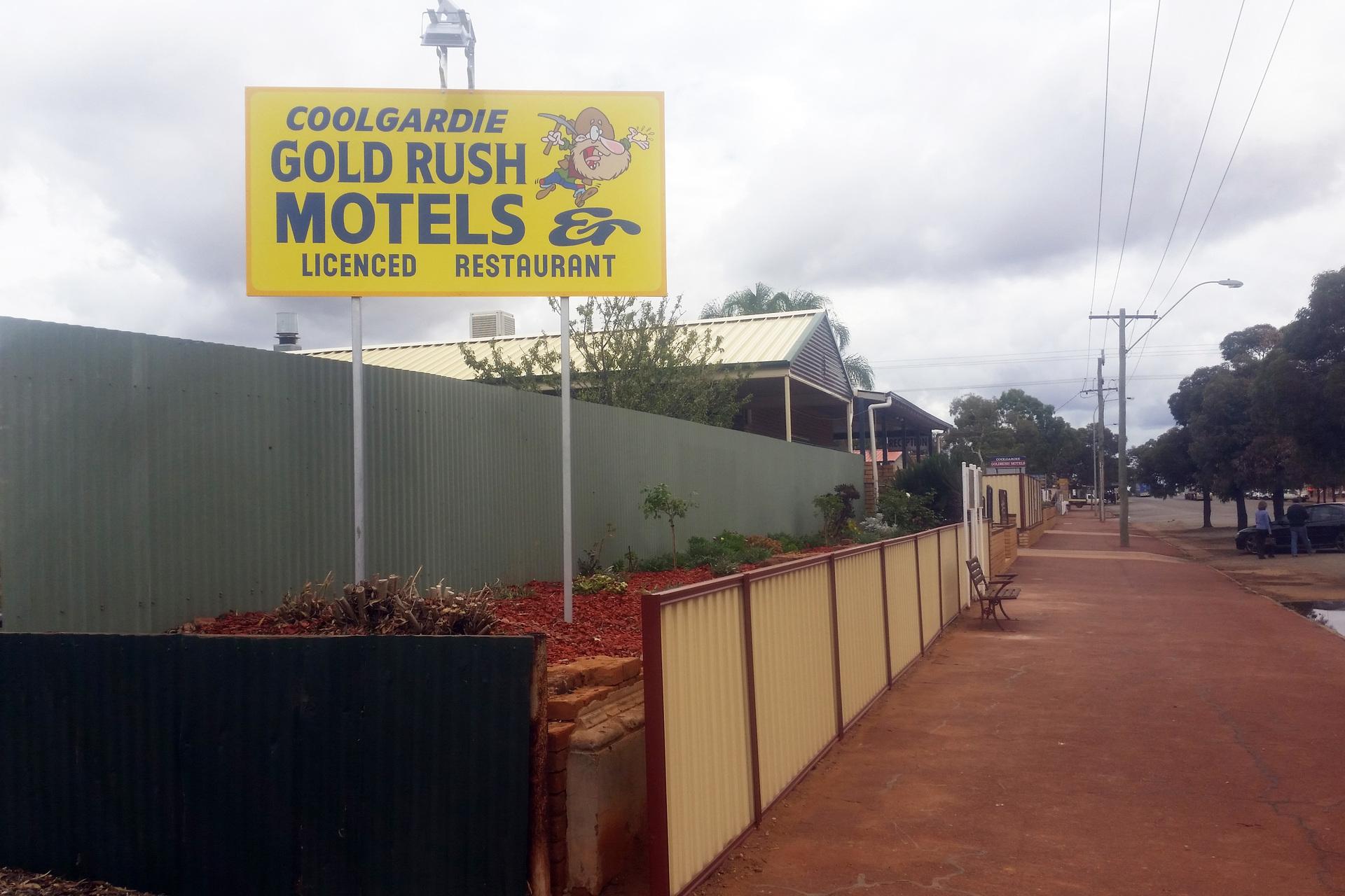 h - Coolgardie Gold Rush Motels