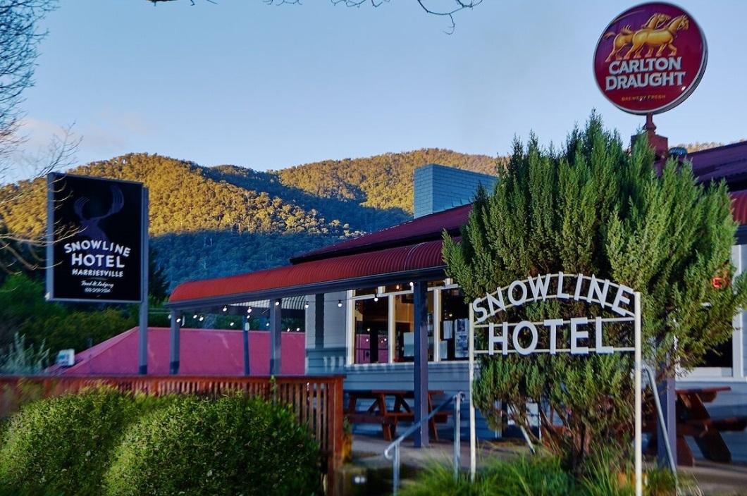 o - Harrietville Snowline Hotel Motel