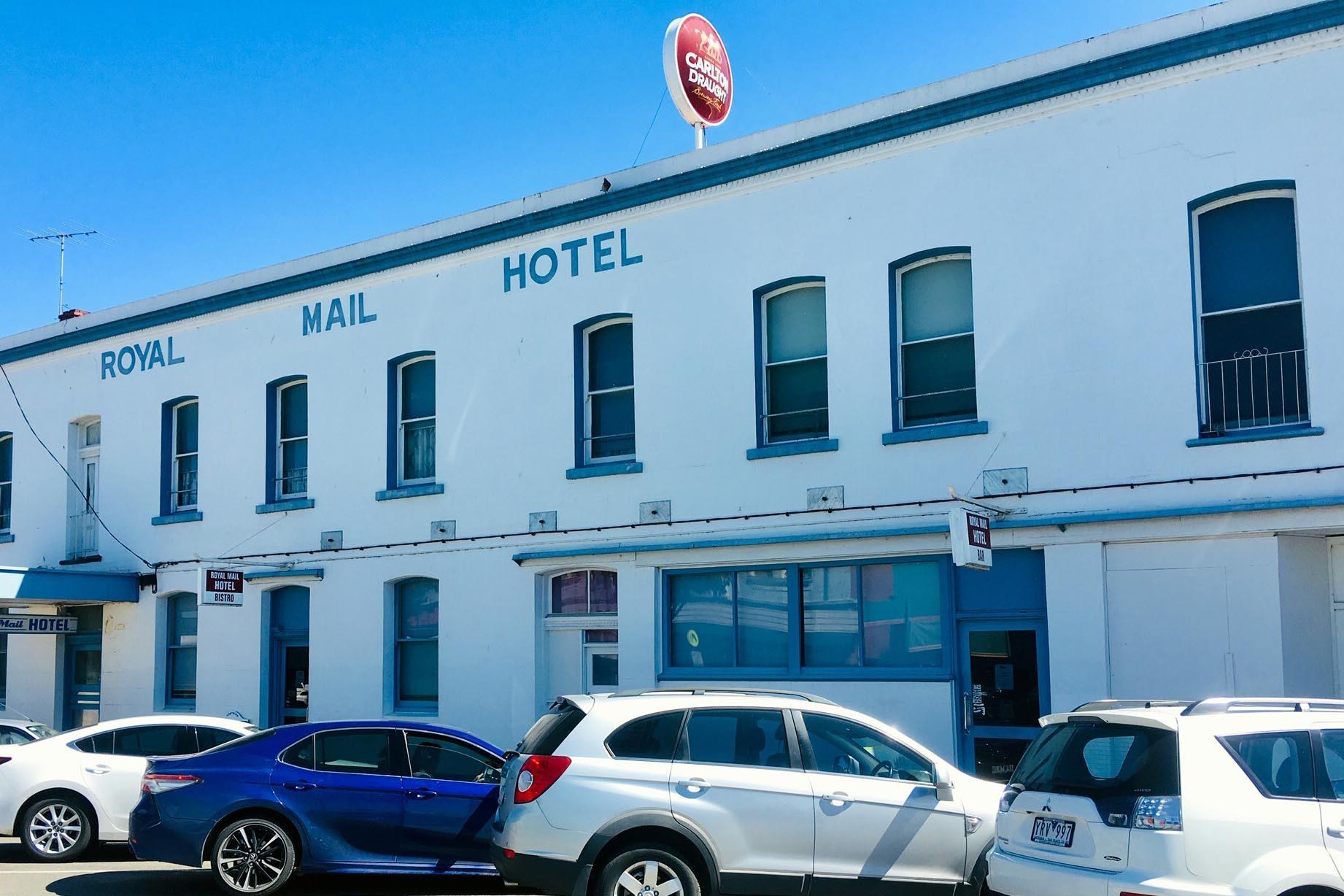 i - Royal Mail Hotel