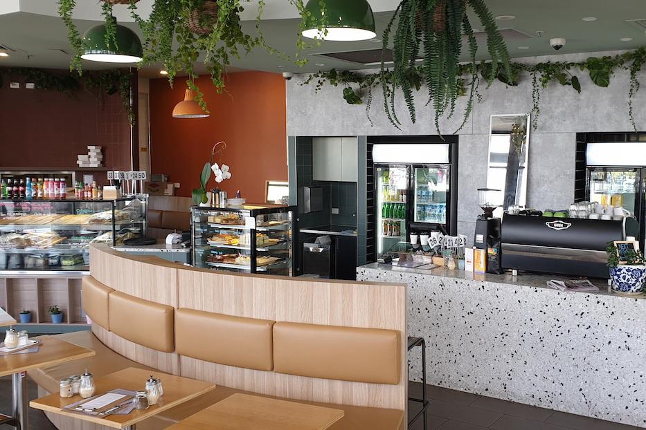 e - Sweet Green Cafe