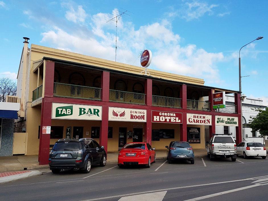 Corowa Hotel
