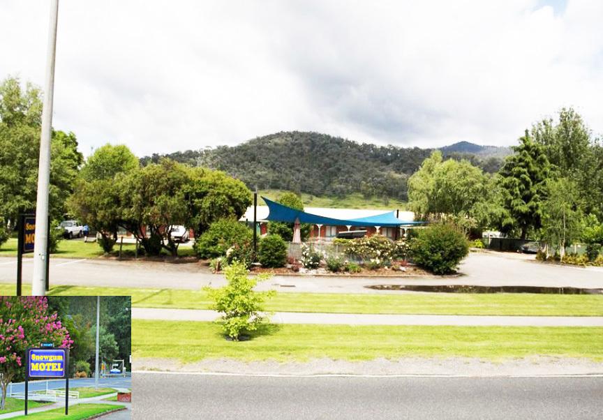 o - Snowgum Motel