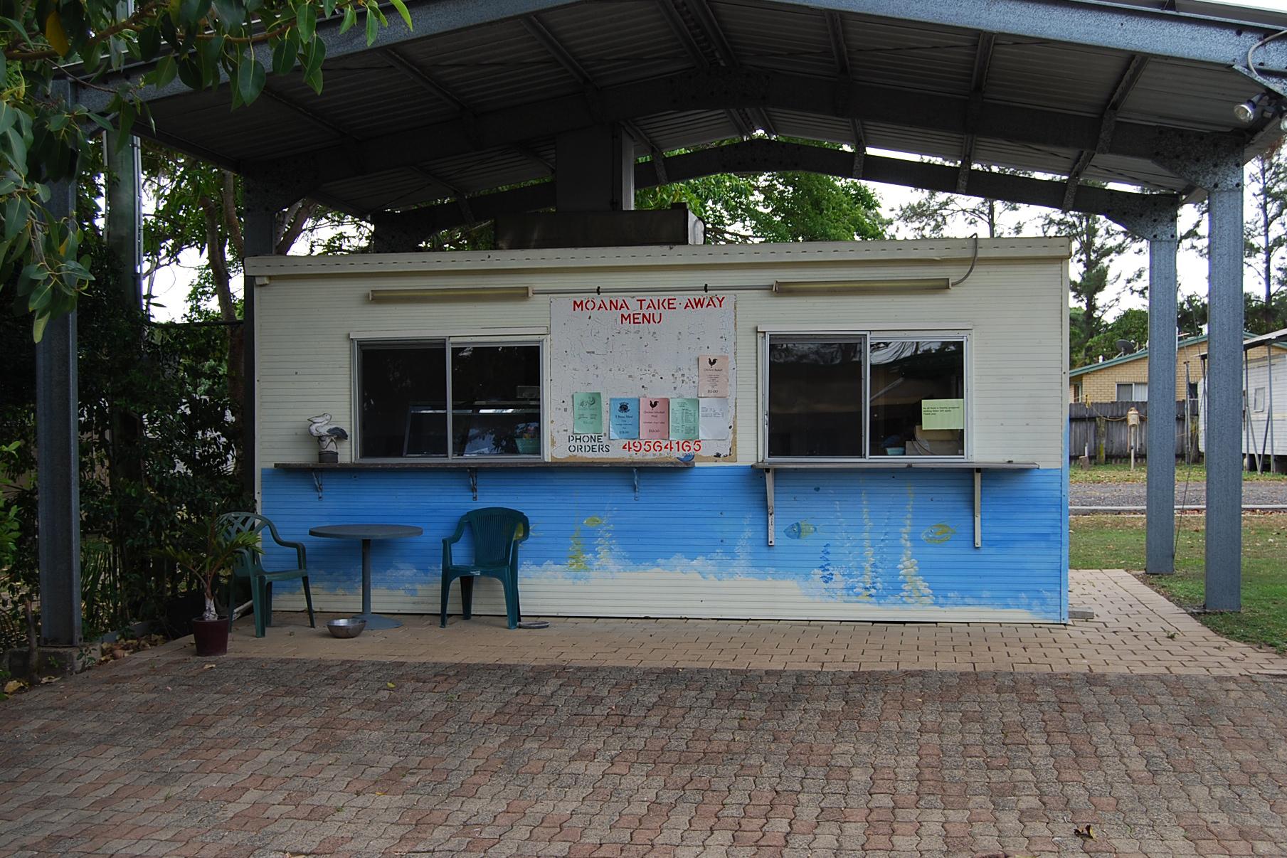 b - Moana Caravan Park