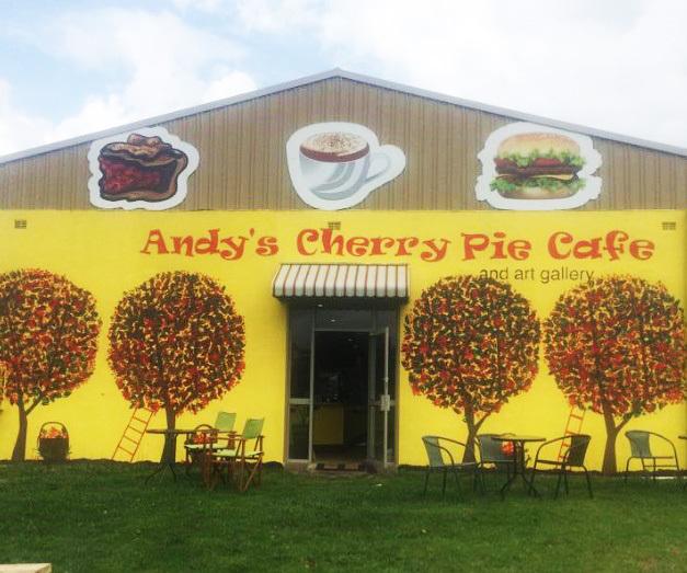 b - Andy`s Cherry Pie Cafe
