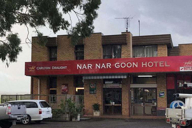 Nar Nar Goon Hotel