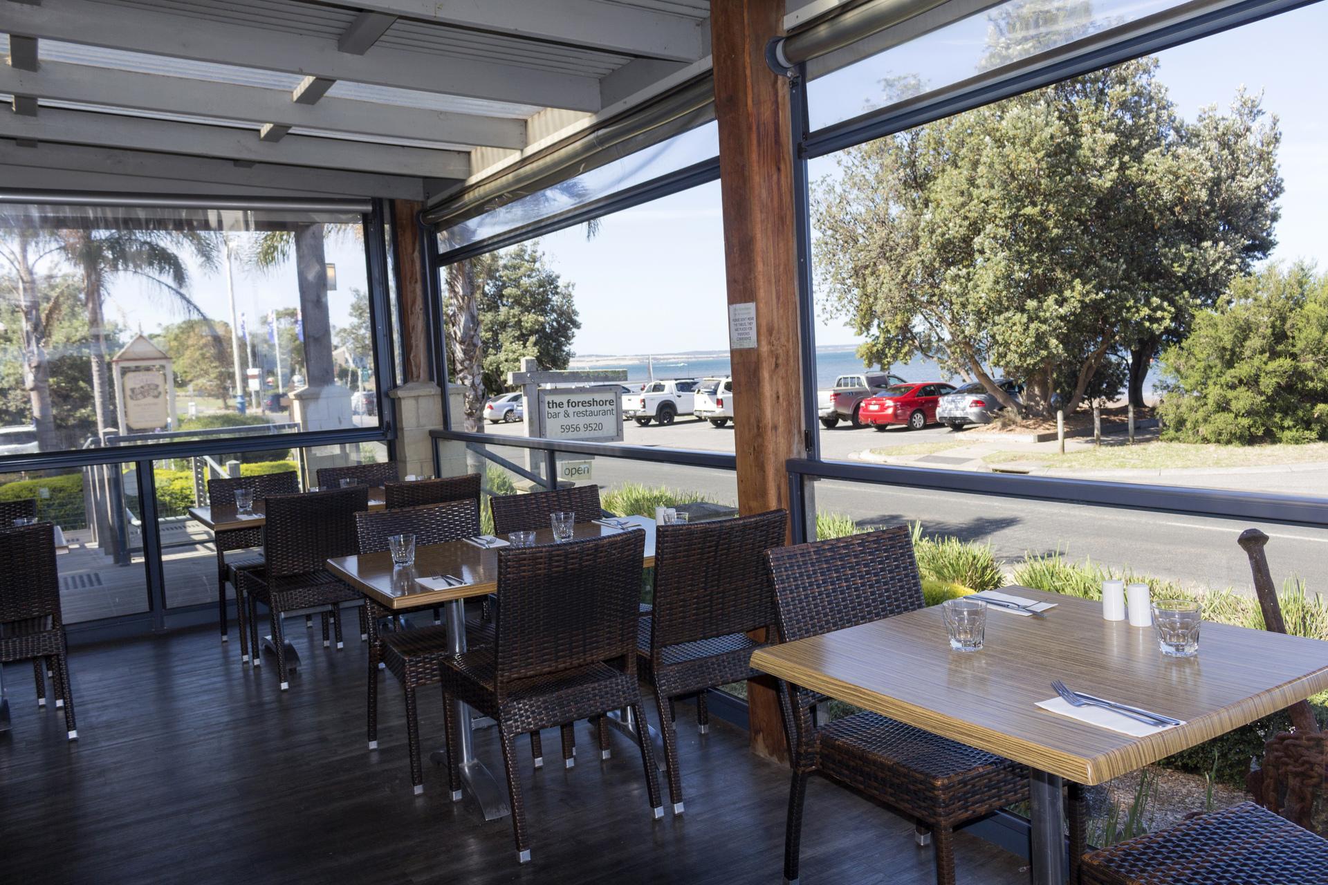 e - The Foreshore Bar & Restaurant