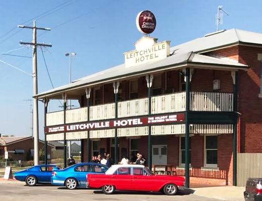 k - Leitchville Hotel