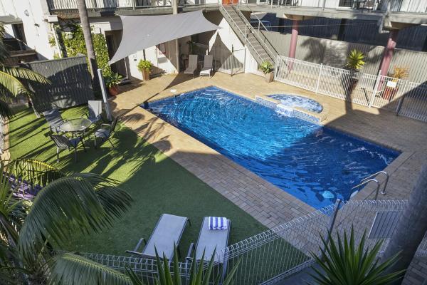 c - Moonlight Bay Motel & Apartments