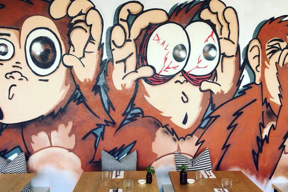 f - Monkey Business