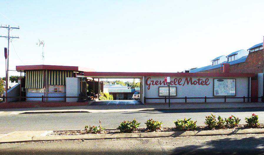 m - Grenfell Motel