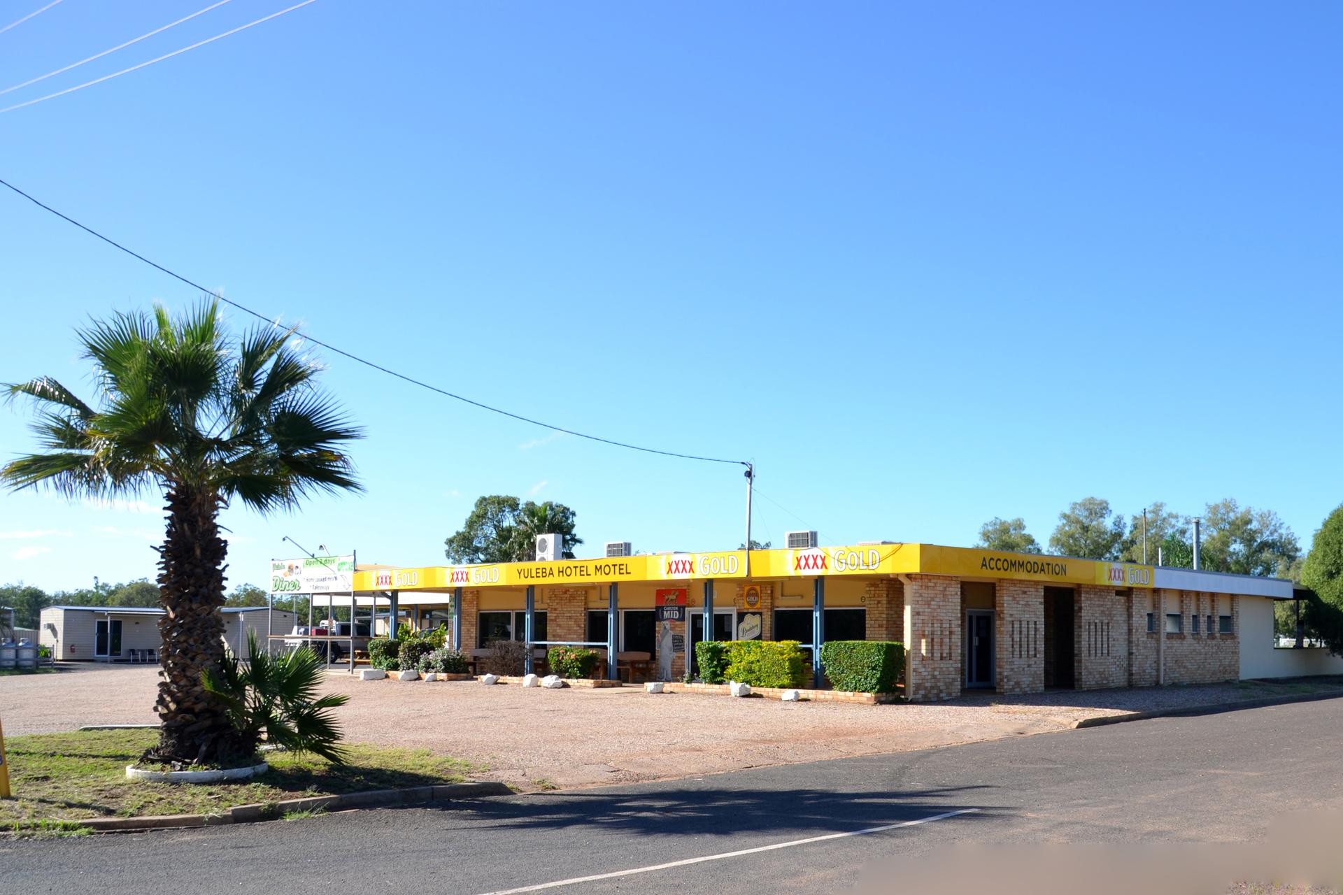 g - Yuleba Hotel Motel and Diner