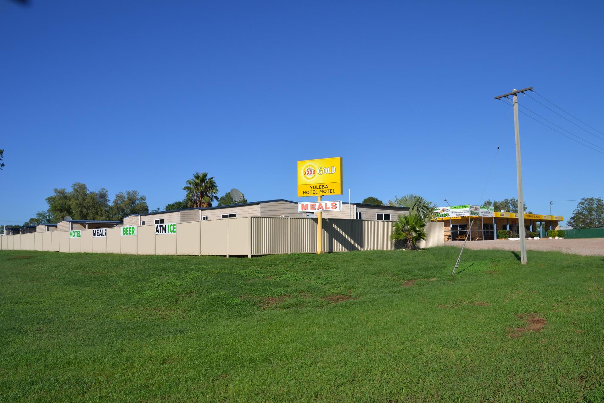 Yuleba Hotel Motel and Diner
