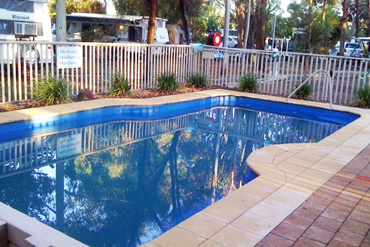 i - Barham Holiday Park