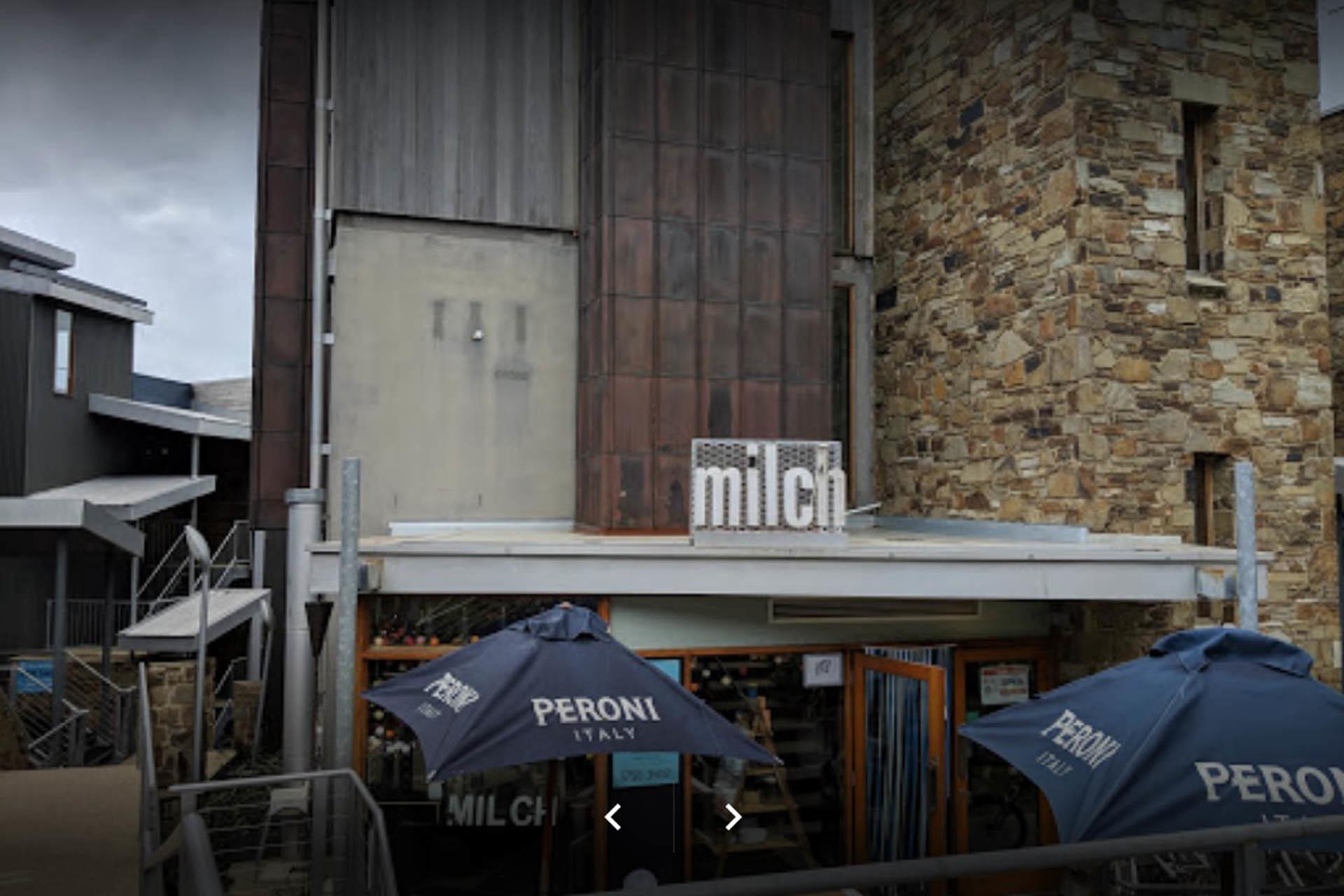 e - Milch Cafe & Bar