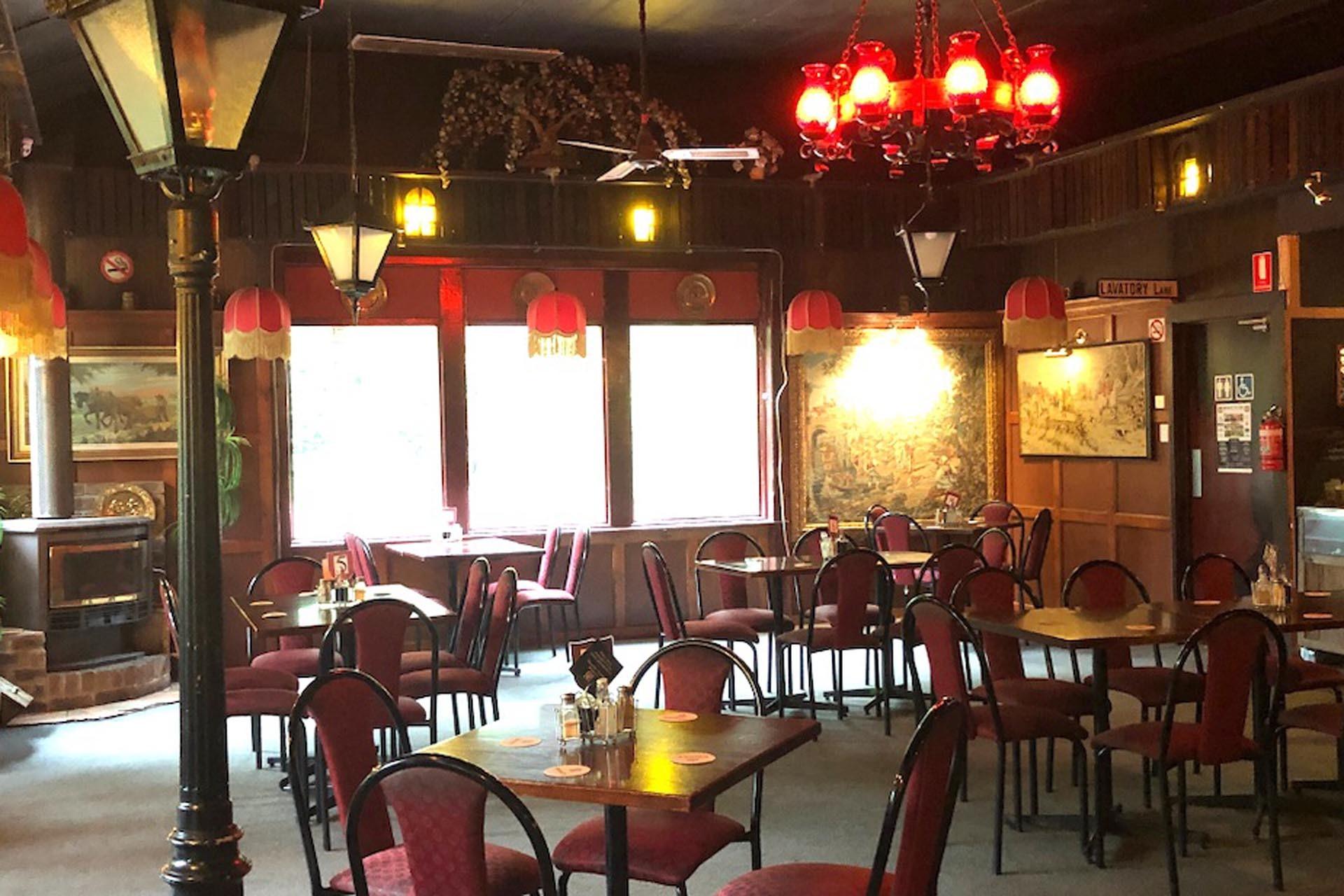 c - Micawber Tavern