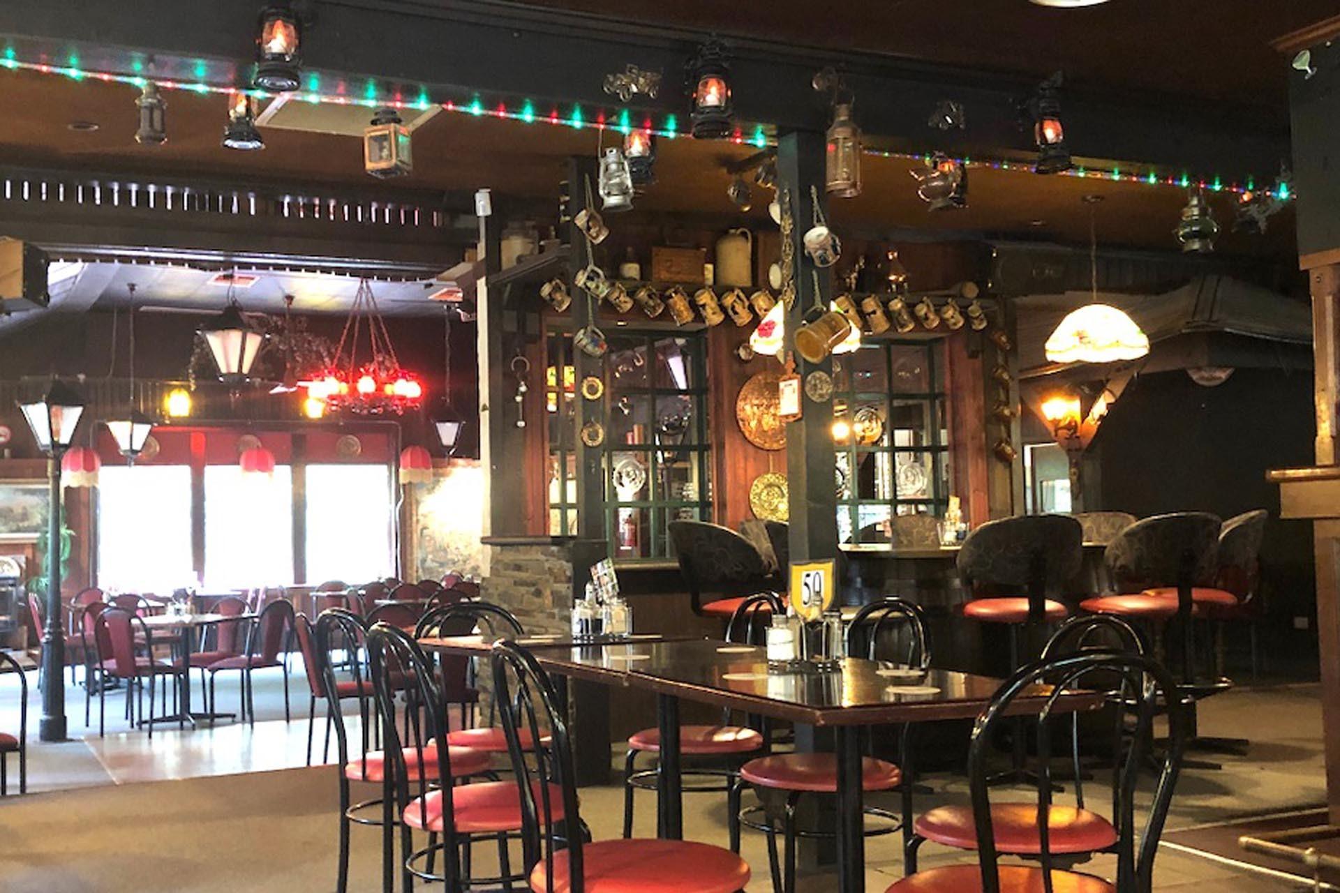 j - Micawber Tavern