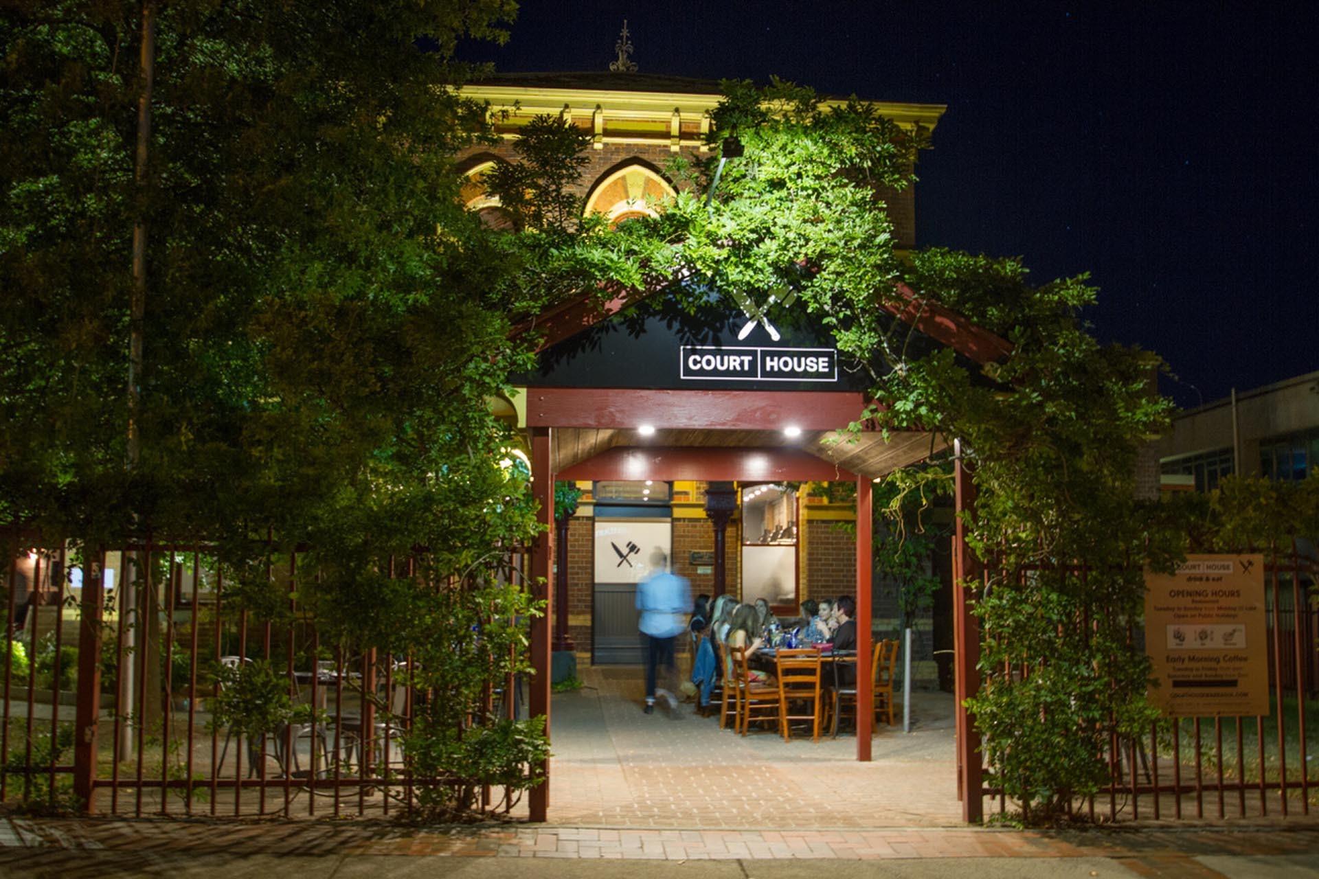 g - Courthouse Restaurant