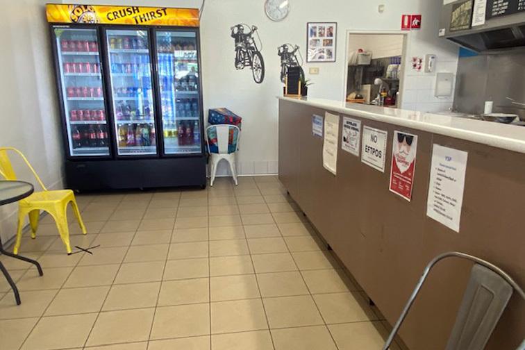 c - Yianni's Fish Shop