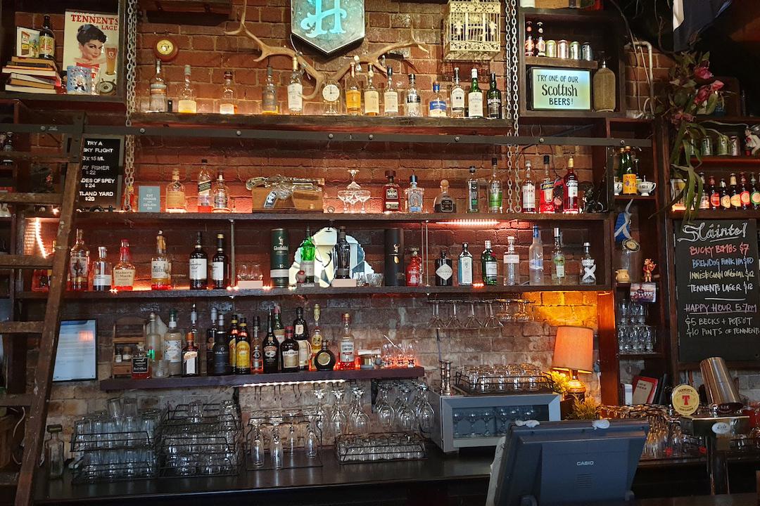 d - Highlander Bar