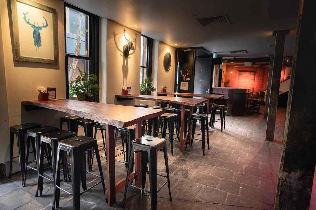 i - Highlander Bar