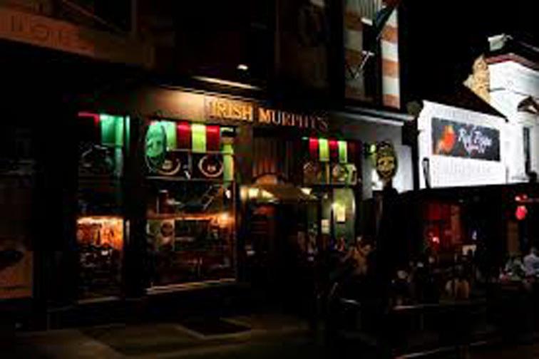 e - Irish Murphy's