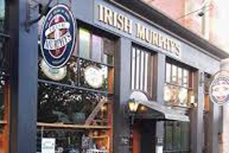 f - Irish Murphy's