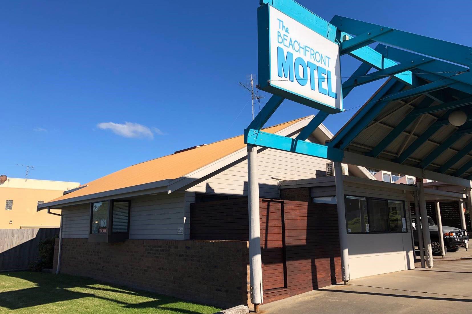 k - The Beachfront Motel