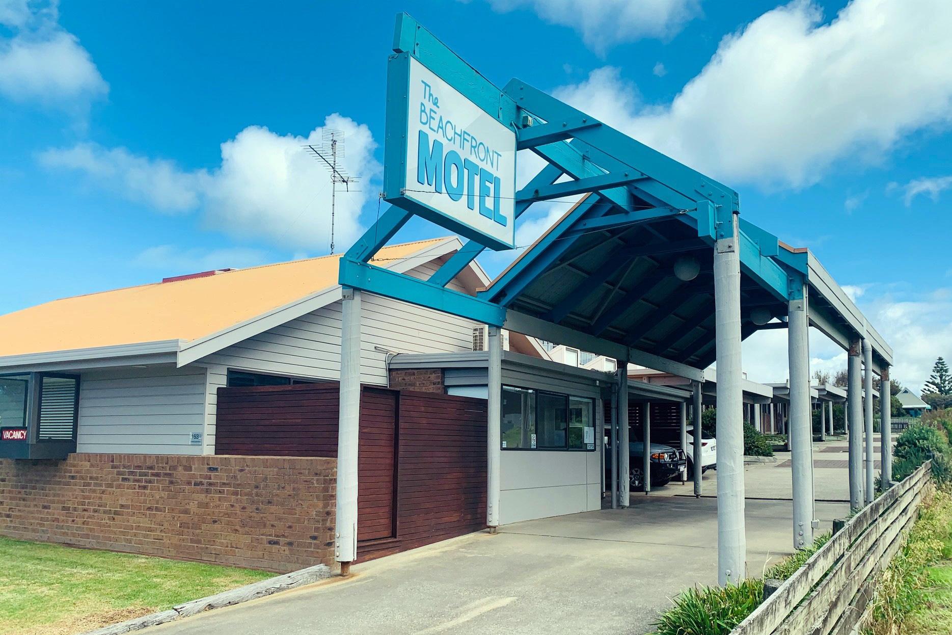 d - The Beachfront Motel