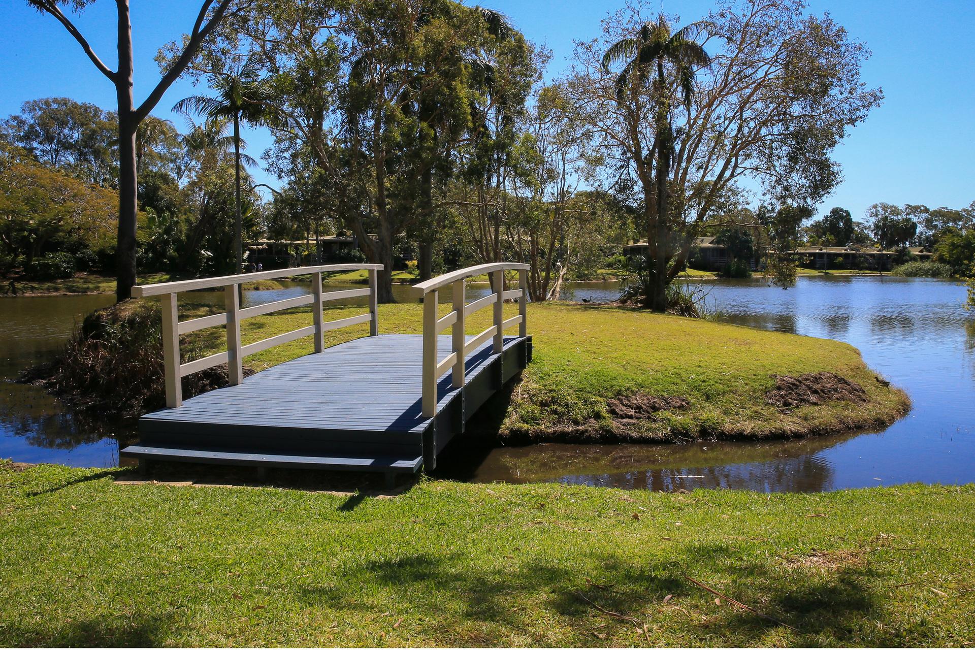 d - Sanctuary Lakes Fauna Retereat
