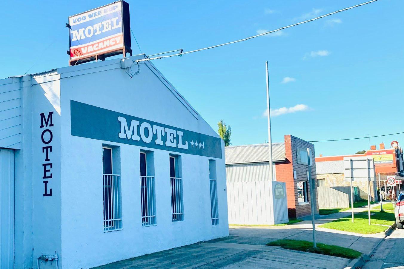 Koo Wee Rup Motel