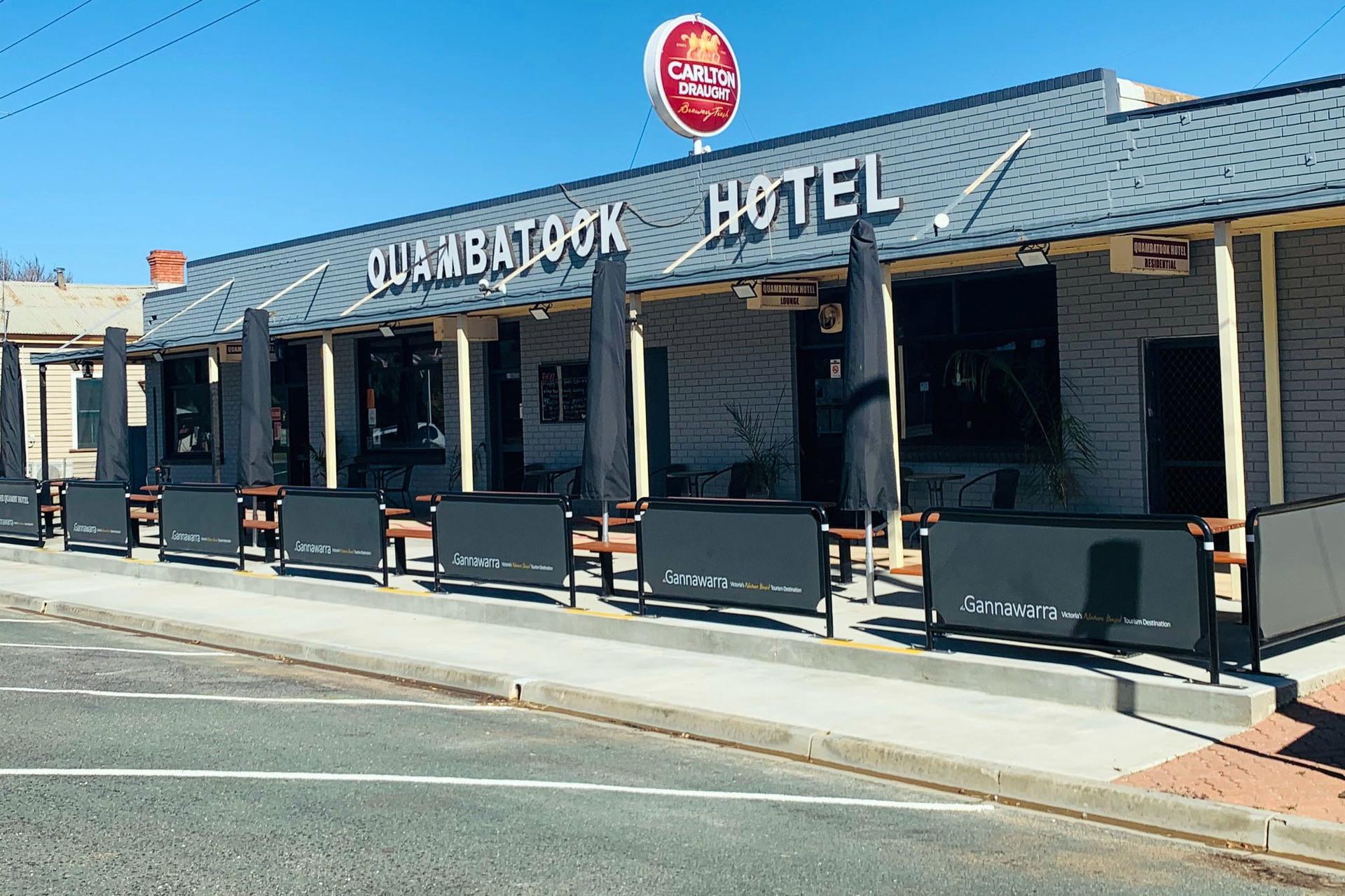 g - Quambatook Hotel