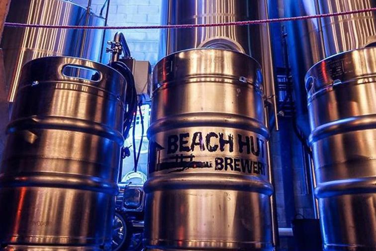 Beach Hut Brewery