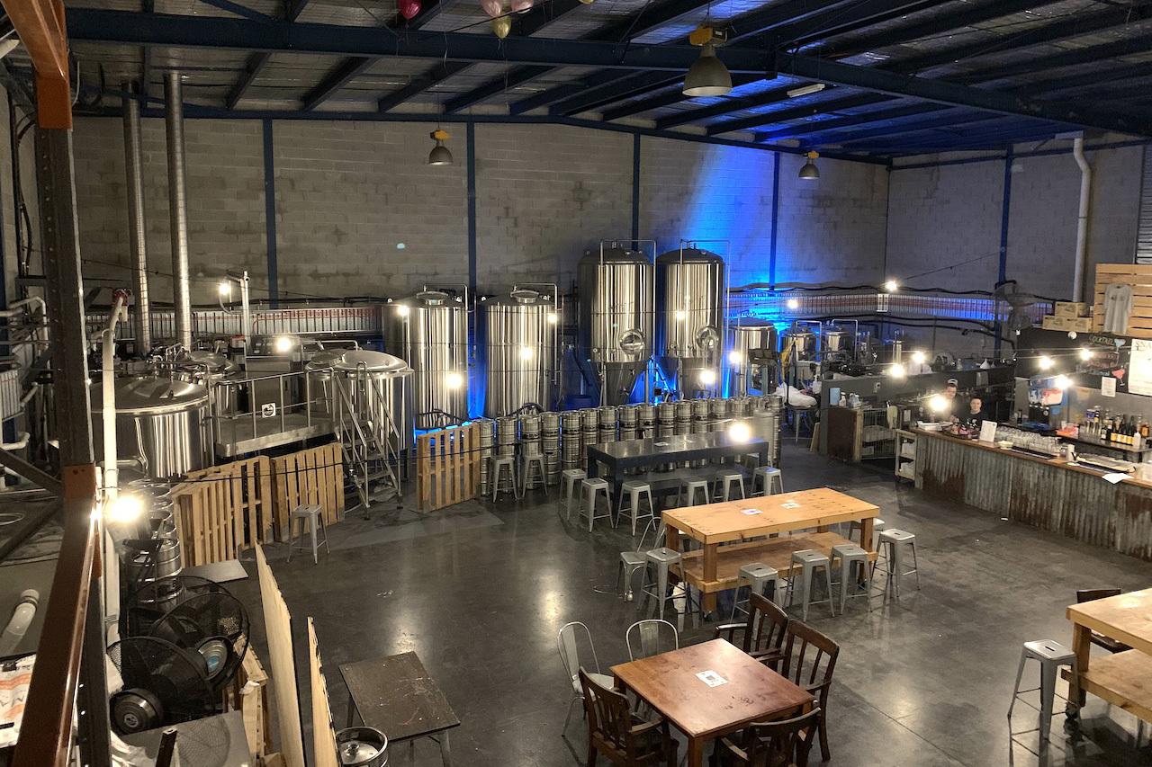 c - Beach Hut Brewery