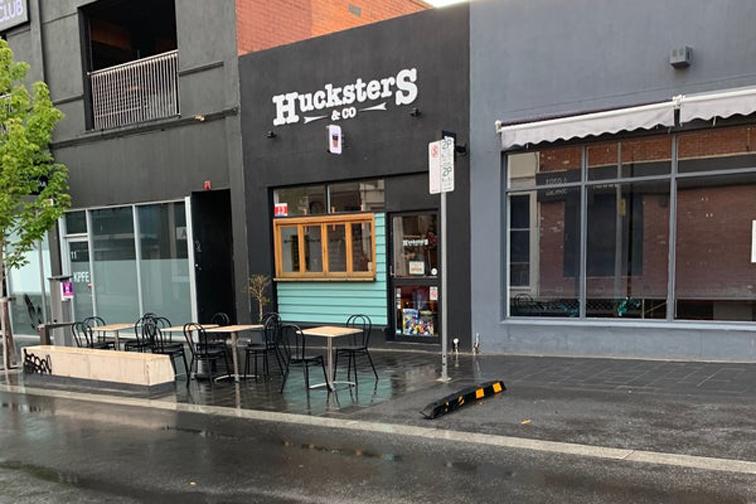 a - Hucksters & Co