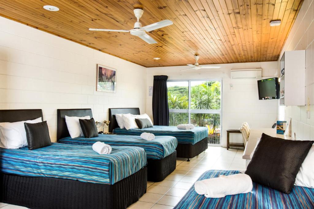 e - Barrier Reef Motel