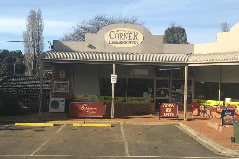 a - Sutton Street Corner Store