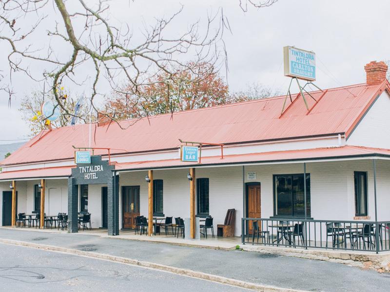 Tintaldra Hotel