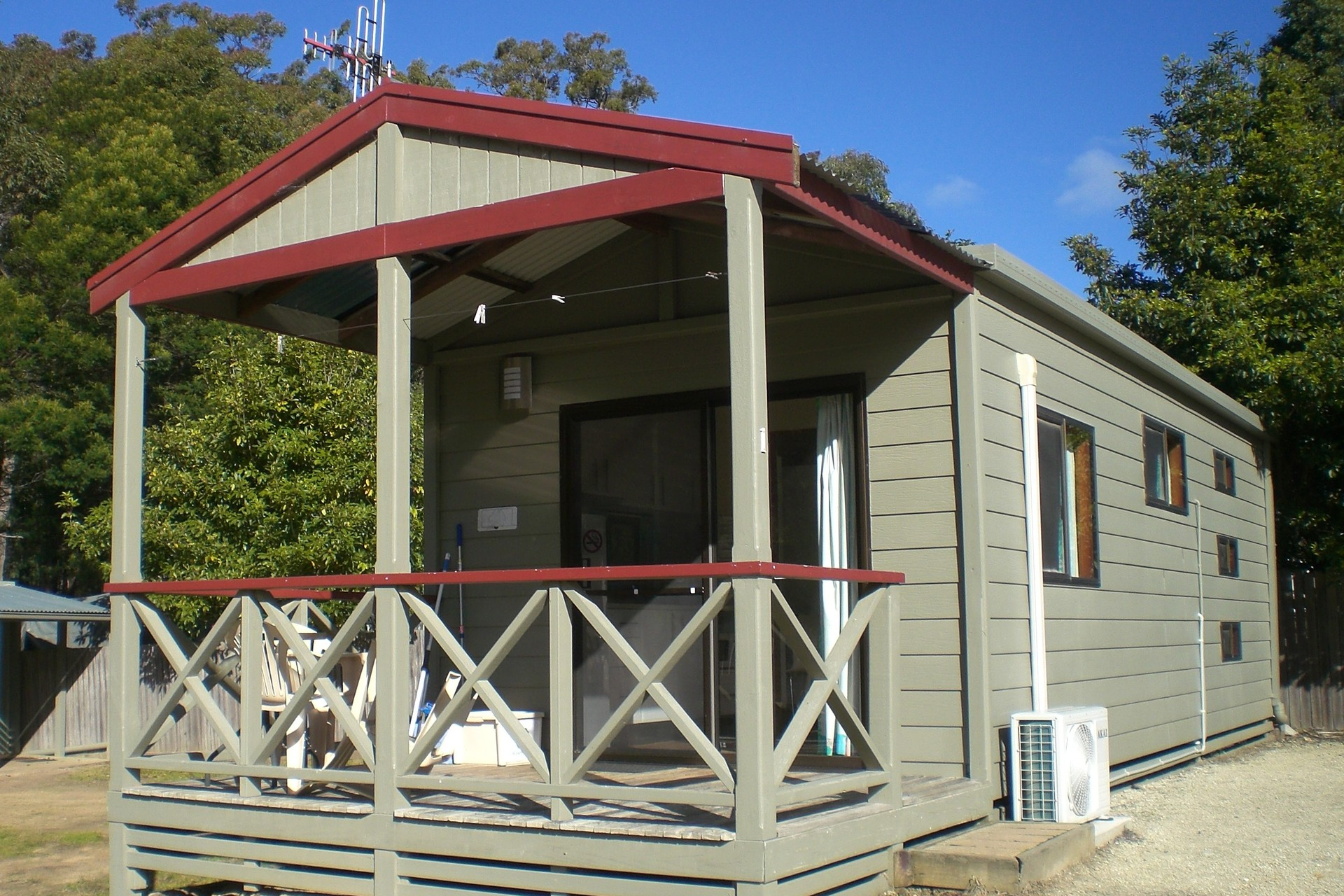 Shady Gully Caravan Park