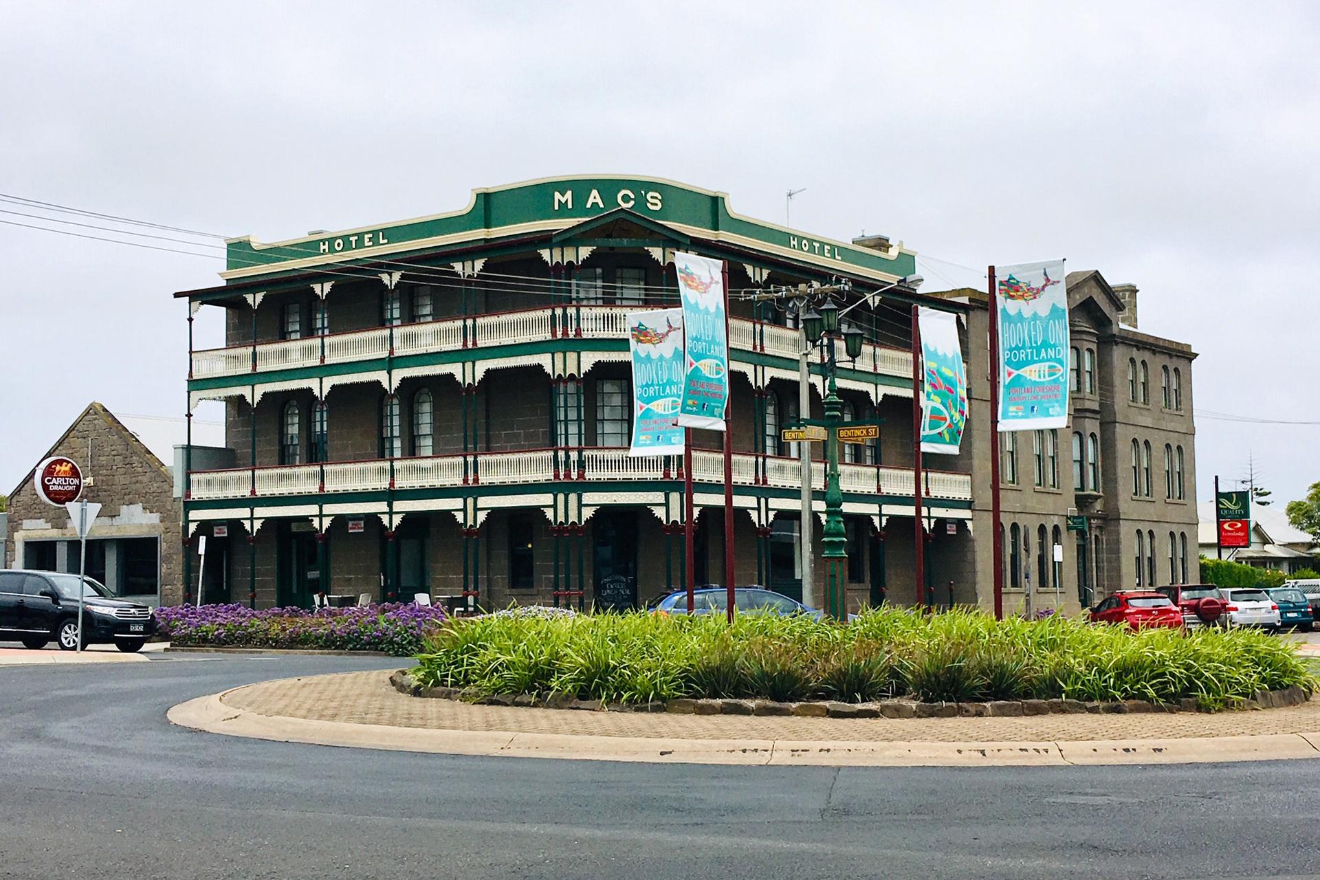d - Macs Hotel