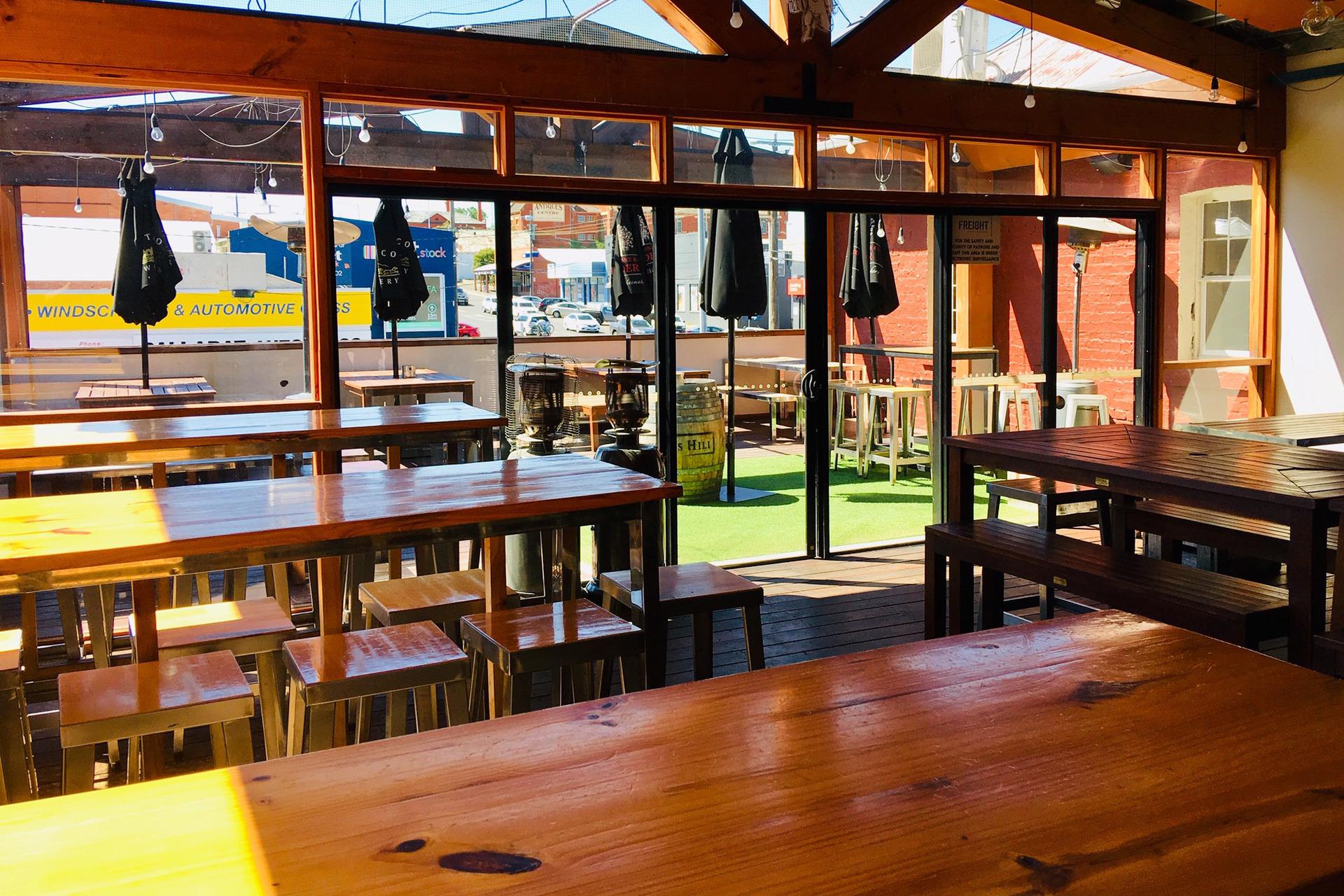 n - Freight Bar & Restaurant