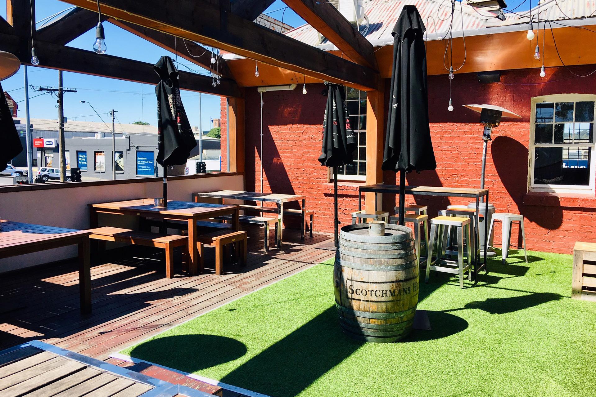 d - Freight Bar & Restaurant