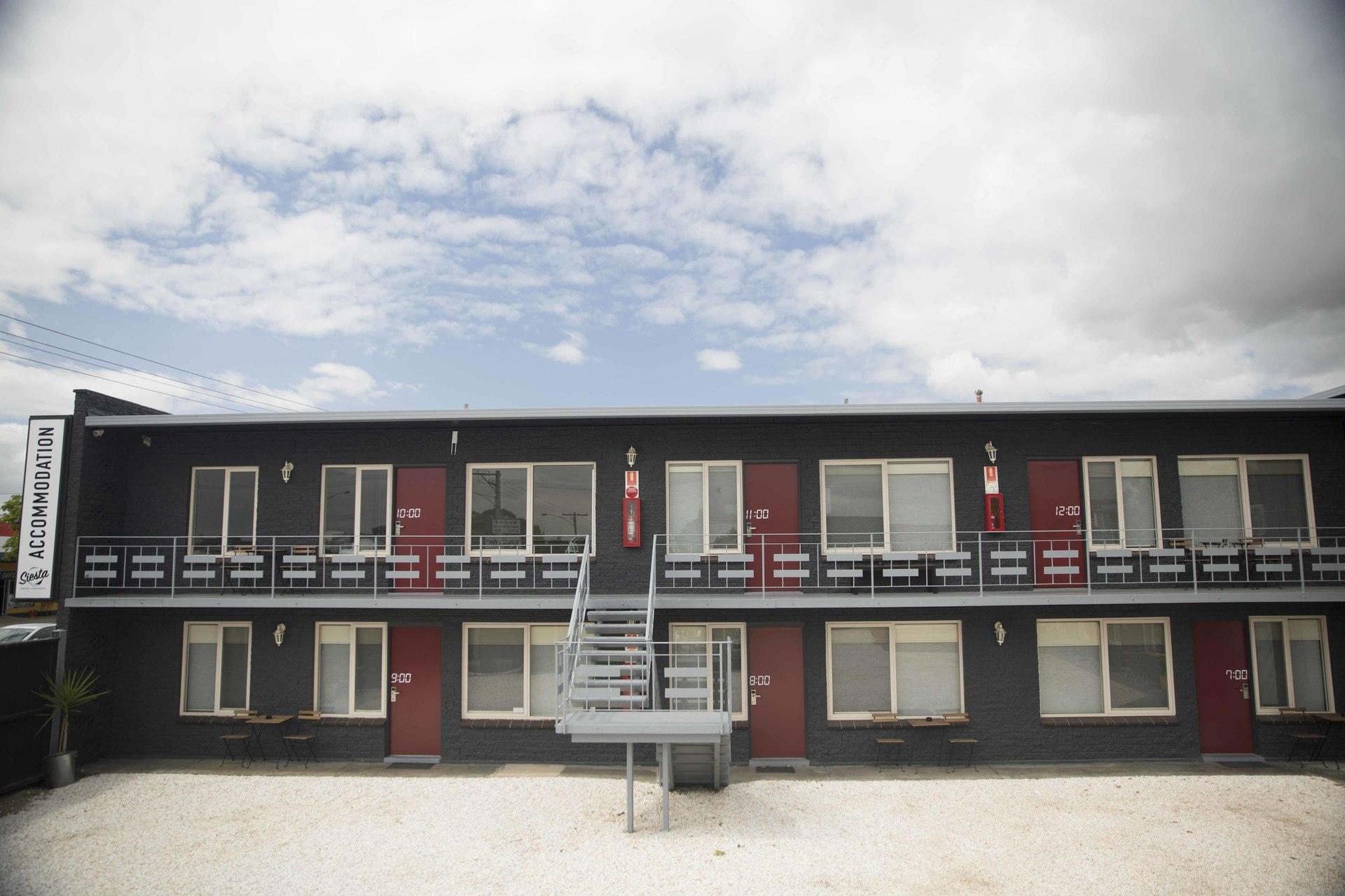 d - Siesta Central Apartments