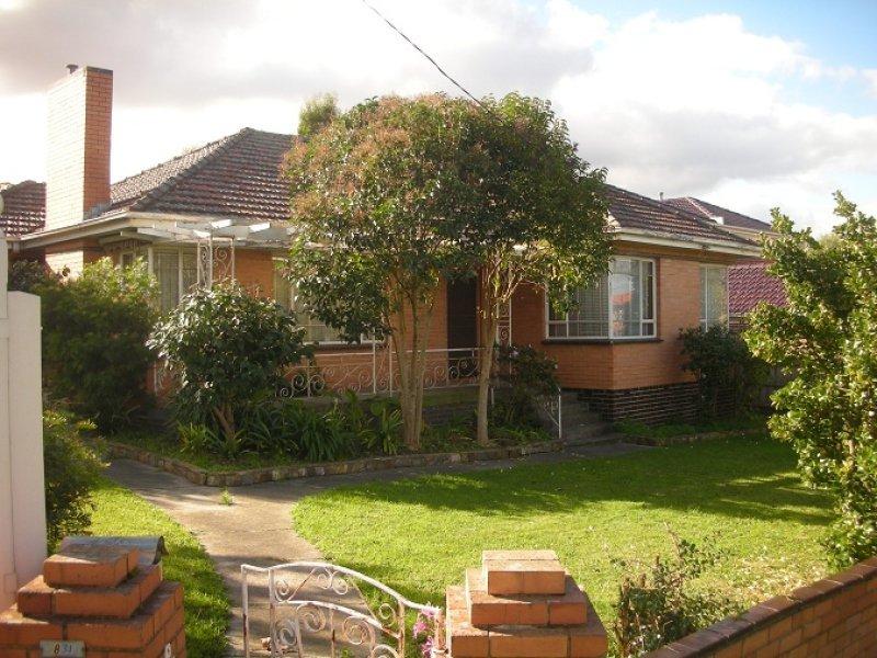 831 Canterbury Road,  Box Hill