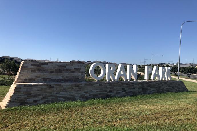 Oran Park Drive,  Oran Park