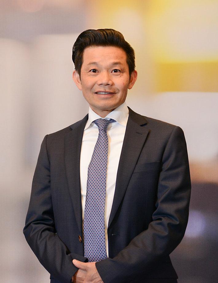 Raymond Lin