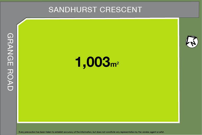 1 Sandhurst  Crescent,  Glenhaven