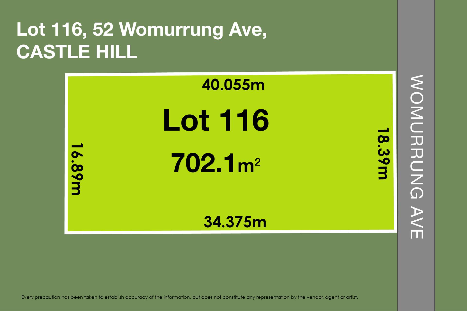52 Womurrung Avenue,  Castle Hill