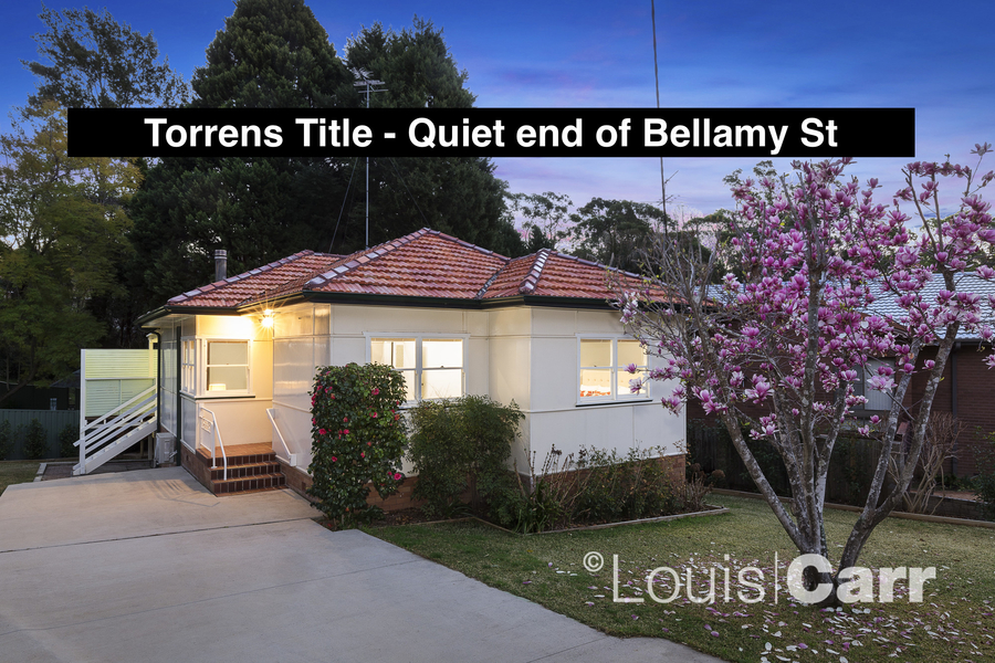 91 Bellamy Street Pennant Hills