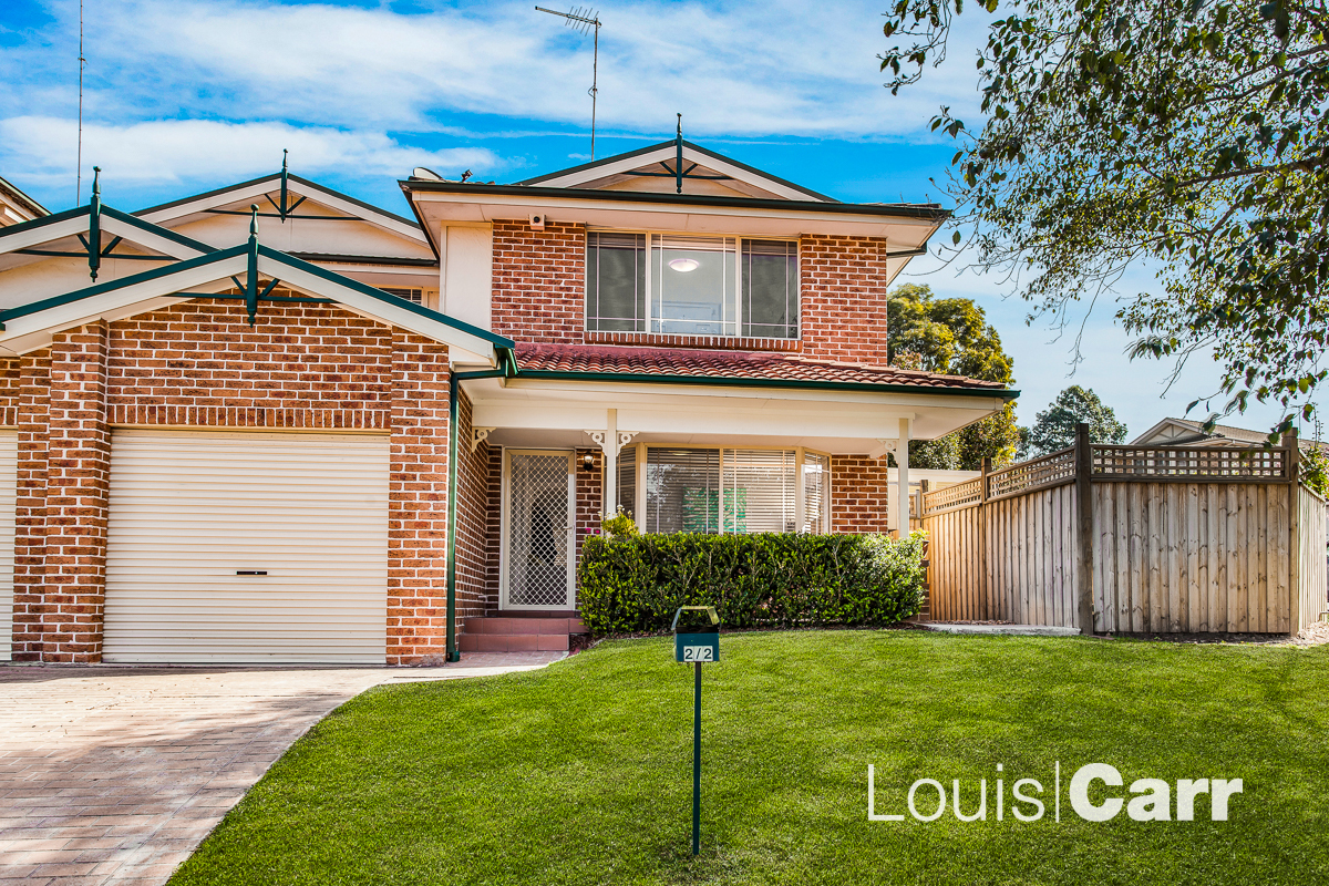 2/2 Hickory Place,  Dural