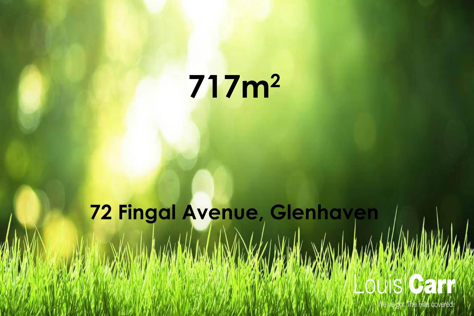 72 Fingal Avenue,  Glenhaven